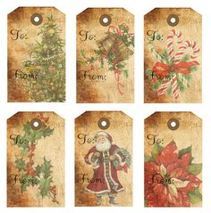 Hey Friends! It's been a while since I've done some free printables for you guys, so I decided I'd do some rustic Christmas gift tags free printables! And what better time then now when everyone is wrapping their Christmas presents and needs gift tags? These would go perfectly with the rustic neutral look that is [read more...]