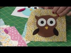 Tuesday Tips with Eleanor Burns: GO! Owl | AccuQuilt : AccuQuilt