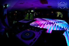 Chicago Wedding & Event Disc Jockeys MDM Entertainment Unveils Portable LED Illuminated Dance Floor Led Dance, Sweet Sixteen Parties, Partner Dance, Chicago Wedding, Wedding Events, Wedding Ideas, Corporate Events, Special Events, Photo Galleries