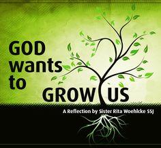 Lenten Reflection by Sister Rita Woehlcke SSJ | Sisters of Saint Joseph of Philadelphia
