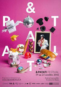 & Patati Festival on Behance