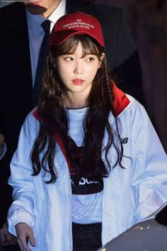 Stylish Korean Outfit In Rainy Season 18 Cute Korean, Korean Girl, Asian Girl, Iu Fashion, Korean Fashion, Fashion Outfits, Korean Celebrities, Celebs, Stylish Winter Outfits
