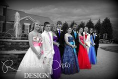 School Prom & Dance Formal Photography –{Prom, Homecoming & Ring Dance} Special Sessions  Wedding & Lifestyle Photographer | Reflection Photo Design - Serving Central Virginia: Lynchburg, Amherst, Forest, Evington, Rustburg, Smith Mountain Lake, Roanoke, Appomattox  www.reflectionphotodesign.com│434-534-5100