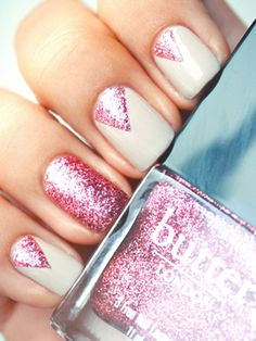 Forget the boring, pale pink manicure. Prom is the perfect time to show off your nail art skills