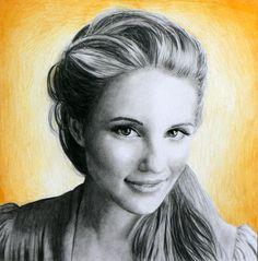 Quinn Fabray Dianna Agron Glee by kitsunegari16.deviantart.com on @DeviantArt