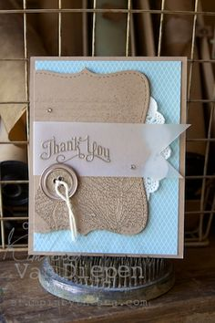 Kimberly Van Diepen, Stampin Up!