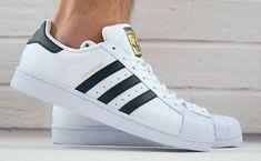 factory price fda9e 106de a nuevo zapatos adidas superstar deportiva para hombre ocio cuero c77124  originals