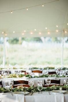 Hannah Cheng's Upstate Summer Wedding