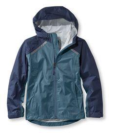 Kids' Trail Model Rain Jacket