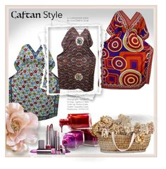 #CAFTANS STYLE by lavanyas-trendzs on Polyvore   http://www.polyvore.com/cgi/set?id=214767271  #kaftans #women #fashion #coverup #loungewear #maxidress