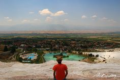 PANORAMA  @Pamukkale, Denizli, Turkey