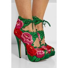 Charlotte Olympia Hot Dolly embellished suede pumps ❤ liked on Polyvore featuring shoes, pumps, high heel platform pumps, platform shoes, pink suede pumps, platform pumps and pink suede shoes