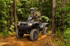 New 2017 Suzuki KingQuad 750 AXi Power Steering Camo ATVs For Sale in Florida. 2017 Suzuki KingQuad 750 AXi Power Steering Camo, In 1983, Suzuki introduced the world's first 4-wheel ATV. Today, Suzuki ATVs are everywhere. From the most remote areas to the most everyday tasks, you'll find the KingQuad powering a rider onward. Across the board, our KingQuad lineup is a dominating group of ATVs. The 2017 KingQuad 750AXi Power Steering is Suzuki s most powerful and technologically advanced ATV…