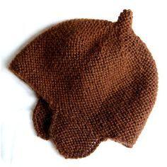 Bonnet péruvien - tuto gratuit Kids Knitting Patterns, Knitting For Kids, Knitting Yarn, Baby Knitting, Bonnet Crochet, Knit Crochet, Baby Couture, Baby Kind, Handmade Baby