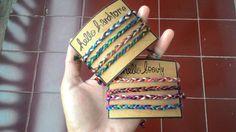 Farm Bracelet (code; 121204) Rp. 15.000 / 4 pcs Rp. 5.000 / 1pcs