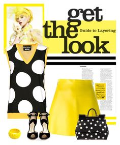 """""""GET THE YELLOW LOOK"""" by bodangela ❤ liked on Polyvore"""