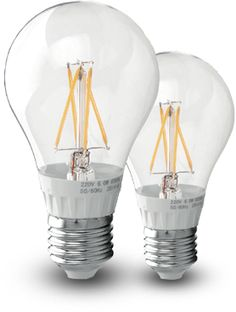AXP Lighting Inc. LED filament light bulbs