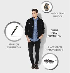 Here's our Fashion LookBook for this week from various brand outlets available at The Forum Fiza Mall. Outfit fromCalvin Klein Watch from Nautica Shades from Tommy Hilfiger Pen fromWilliam …