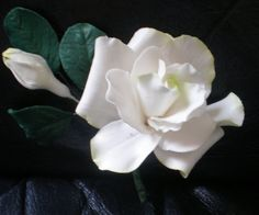 Gumpaste Gardenia and Tulip Tutorial  PDF EBook by dianesm on Etsy, $1.50