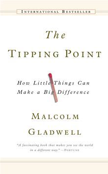 The Tipping Point - How Little Things Can Make a Big Difference by Malcolm Gladwell. #Kobo #eBook