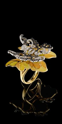 Rosamaria G Frangini | High ANIMAL Jewellery  | Master Exclusive Jewellery - Collection - World of insects