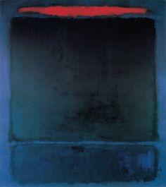 No. 118 by Mark Rothko, 1961