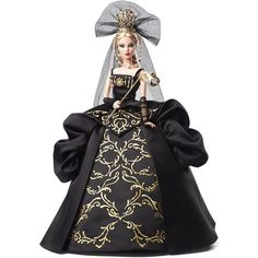 Venetian Muse Barbie Doll - Global Glamour Dolls | Barbie Collector ❤ liked on Polyvore featuring barbie and toys