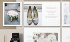 Magazine Template | Pricing Guide by Design by Bittersweet on @creativemarket
