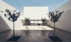 Unreal Engine 4 Archviz realtime walktrough. Architecture - Guerrero House by Alberto Campo Baeza.