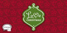 LoveChristmas MyFonts http://myfonts.us/e098JJ  Following the success of our LoveHearts, valentine inspired #ornaments, we decided to show our love for #Christmas. With more than 170 #handdrawn #unique #designs, #LoveChristmas is the perfect choice for designing Christmas #greetingcards and #giftwraps as well as letter #signatures and #accessories