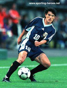 Ariel Ortega - Argentna - World Cup 1998