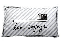 Bon Voyage Organic Cotton Travel Pillow Set
