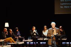 Miłosz Festival 2015 - Poetry Evening A Book of Luminous Things - pic. Michał Ramus, www.michalramus.com #miloszfestival