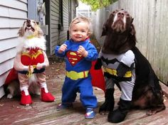 I want these costumes! haha