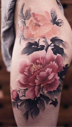… tattoos thigh tattoo ideas thighs hip thigh tattoo flowers thigh tattoo – The post … tattoos thigh tattoo ideas … appeared first on Garden ideas - Tattoos And Body Art Hip Thigh Tattoos, Floral Thigh Tattoos, Flower Tattoos, Tattoo Hip, Floral Hip Tattoo, Butterfly Tattoos, Small Tattoo, Thigh Tattoos For Women, Mandala Thigh Tattoo