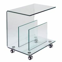 Dopio End Table - Click to enlarge