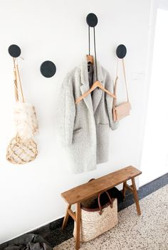 Round Up :: 22 Hooks to Hang Your Hat On!