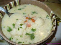 Ciorba de conopida   Romanian food