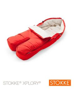 Stokke® Univesal Footmuff - Red
