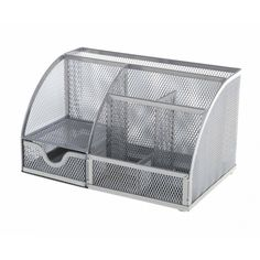 Osco Stationery Desk Tidy Mesh Organiser - Desk Tidy - Desk Organisers & Storage - Desk Accessories - Office Supplies