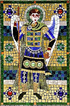 classicalmosaics.com - mosaic artist ancient mosaics saint