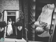 A relaxed and intimate wedding at The Old Vicarage Boutique Hotel in Southwell. All images copyright Twig & Vine Photography http://twigandvine.photography