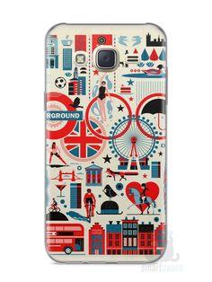 Capa Capinha Samsung J7 Londres #4 - SmartCases - Acessórios para celulares e tablets :)