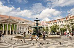 Square, Lisbon