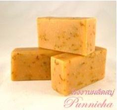 สบู่ดอกดาวเรือง โรงงานผลิตสบู่พัณณิชา Punnicha OEM Soap Factory