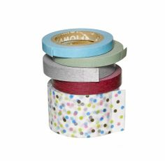 Masking Tape: 5 Colors | Cooper-Hewitt Shop