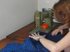 A Surfar a máquina de costura! :)
