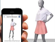House of Fraser introduces beacon technology to mannequins