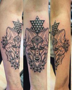 Fox tattoo | femme.ink