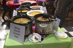 More soups across the planet.